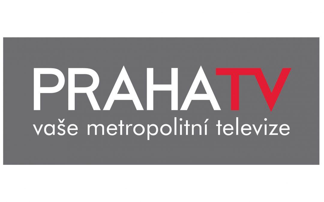 O naší pomoci pro podnikatele zasažené koronavirem na PRAHA TV